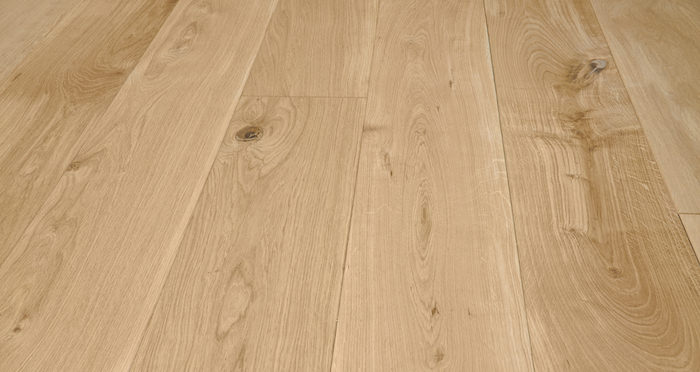 Supreme Unfinished Oak Solid Wood Flooring - Descriptive 5
