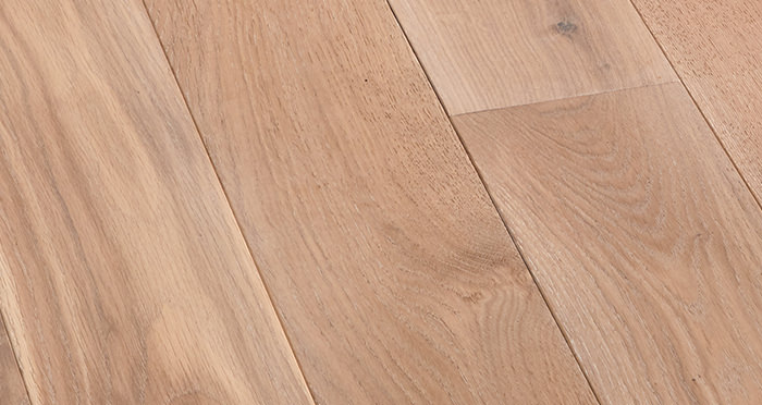Deluxe Frosted Oak Solid Wood Flooring - Descriptive 5