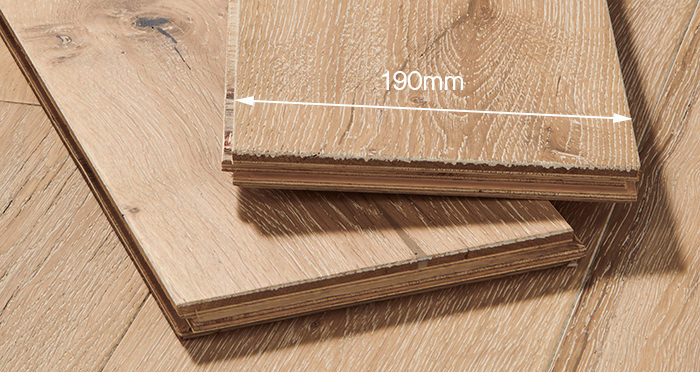 Old Sandstone Oak Engineered Wood Flooring - Descriptive 5