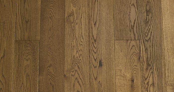 Studio Honeycomb Oak Brushed & Oiled Engineered Wood Flooring - Descriptive 2