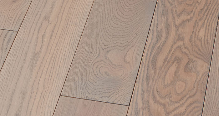 Deluxe Silk Grey Oak Solid Wood Flooring - Descriptive 5