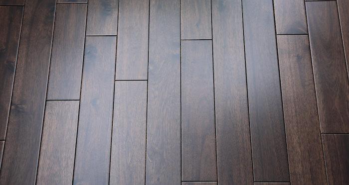 Antique Acacia Lacquered Solid Wood Flooring - Descriptive 5