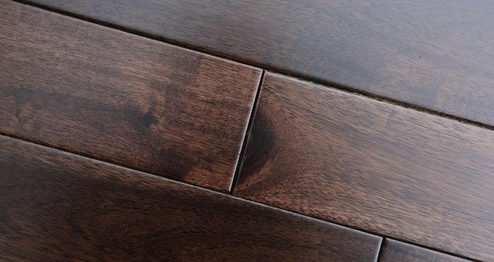 Antique Acacia Lacquered Solid Wood Flooring - Descriptive 6