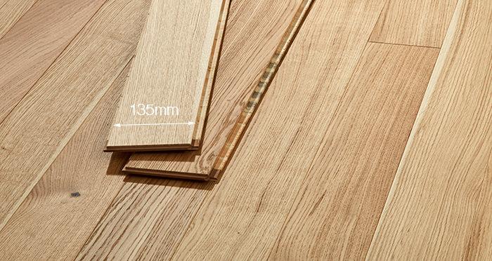 Salcombe Natural Coastal Oak Engineered Wood Flooring - Descriptive 2