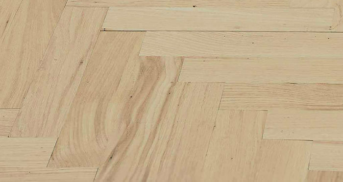 Solid Parquet Block Unfinished Solid Wood Flooring - Descriptive 1