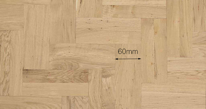 Solid Parquet Block Unfinished Solid Wood Flooring - Descriptive 4