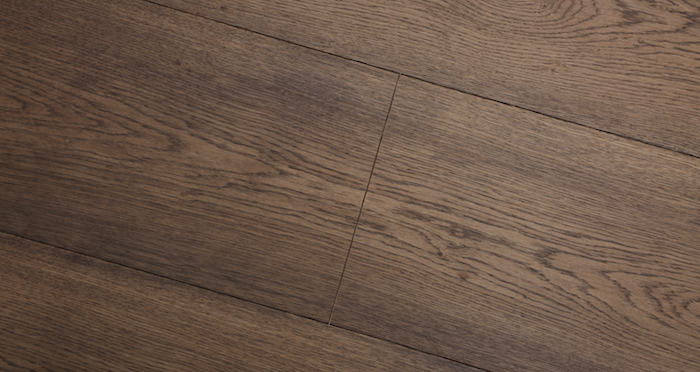 Supreme Chocolate Oak Brushed & Oiled Engineered Wood Flooring - Descriptive 4