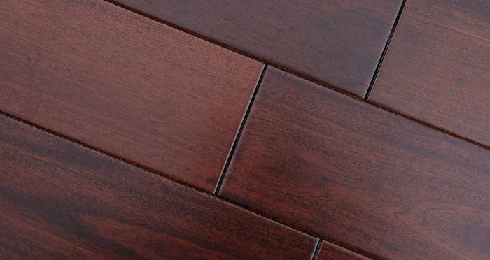 Royal Mahogany Narrow Solid Wood Flooring - Descriptive 5