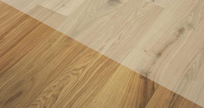 Supreme Unfinished Oak Engineered Wood Flooring - Descriptive 2