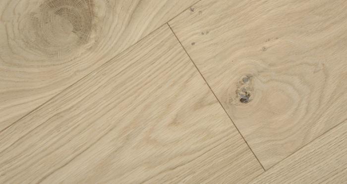 Supreme Unfinished Oak Engineered Wood Flooring - Descriptive 4