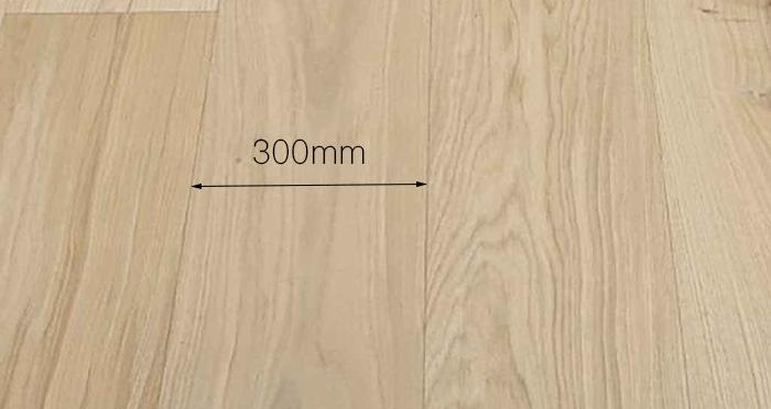 Supreme Unfinished Oak Engineered Wood Flooring - Descriptive 8