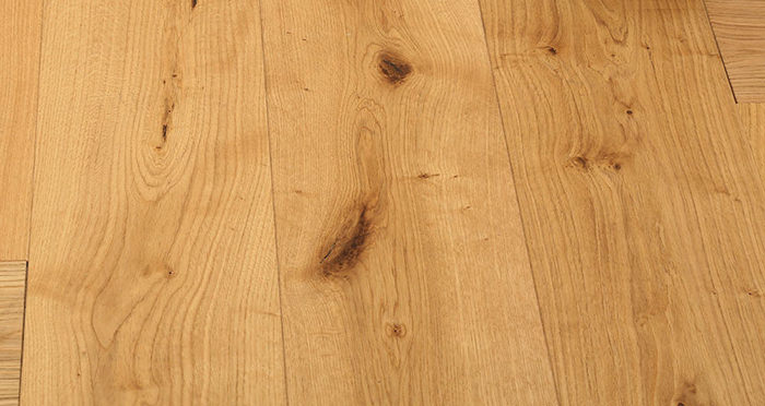 Prestige Herringbone Natural Oak Oiled Engineered Wood Flooring - Descriptive 5