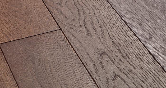 Chocolate Oak 125mm Oiled Solid Wood Flooring - Descriptive 1