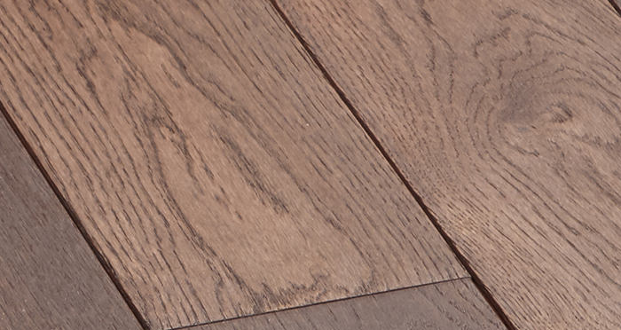 Chocolate Oak 125mm Oiled Solid Wood Flooring - Descriptive 3