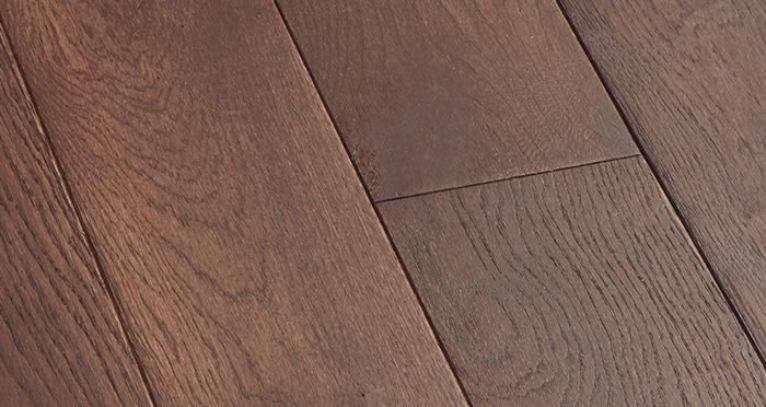 Chocolate Oak 125mm Oiled Solid Wood Flooring - Descriptive 5
