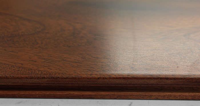 Royal Mahogany Lacquered Solid Wood Flooring - Descriptive 1