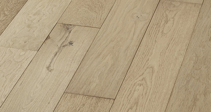 Loft Vanilla Oak Brushed & Oiled Engineered Wood Flooring - Descriptive 6