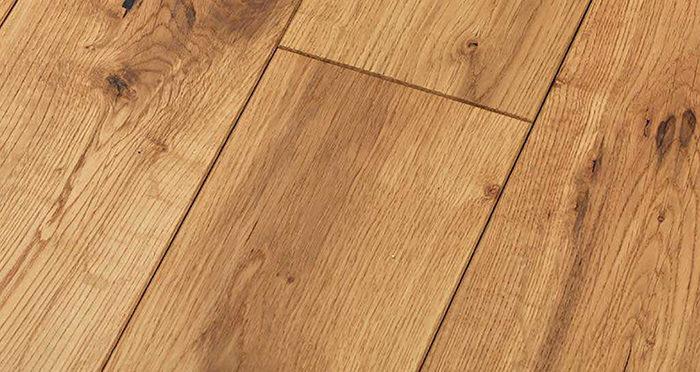 Natural Brushed & Oiled Oak Solid Wood Flooring - Descriptive 5