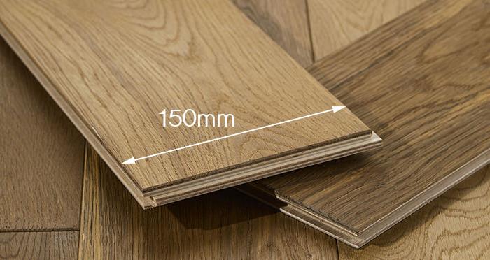 Loft Summer Oak Brushed & Oiled Engineered Wood Flooring - Descriptive 4