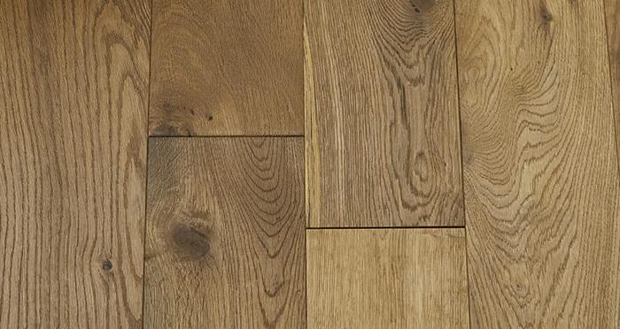 Loft Summer Oak Brushed & Oiled Engineered Wood Flooring - Descriptive 5