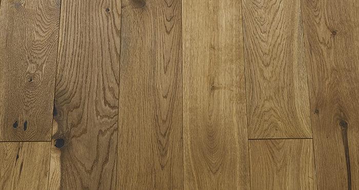 Loft Summer Oak Brushed & Oiled Engineered Wood Flooring - Descriptive 6