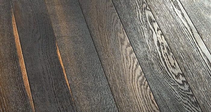 Salcombe Smoked Ember Oak Engineered Wood Flooring - Descriptive 4