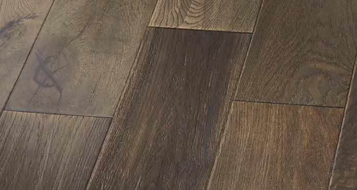 Manhattan Cellar Oak Brushed & Lacquered Engineered Wood Flooring - Descriptive 7