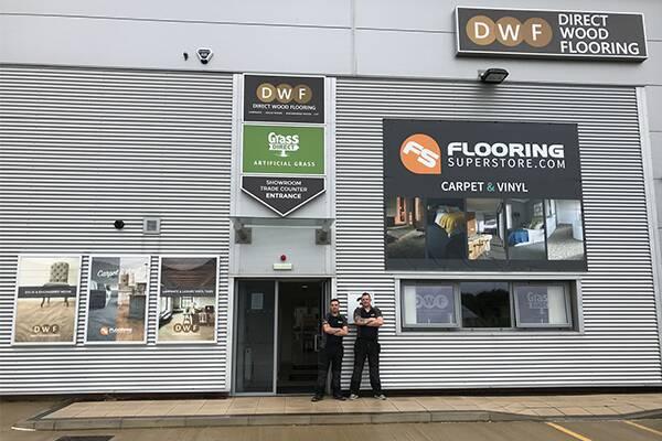 Flooring Superstore Birtley Store - Exterior 1