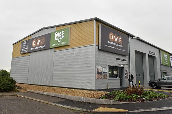 Flooring Superstore Coventry Store - Exterior 1