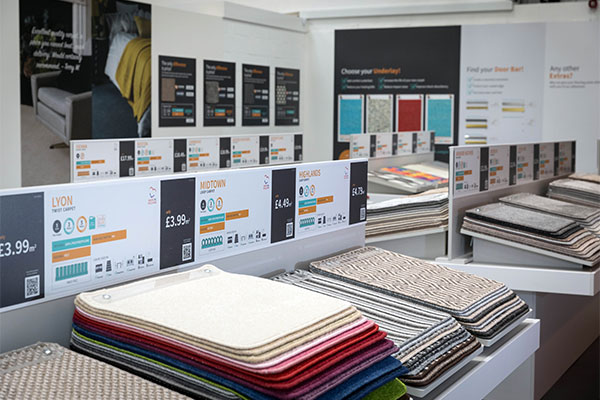 Flooring Superstore Keighley Store - Stands 1