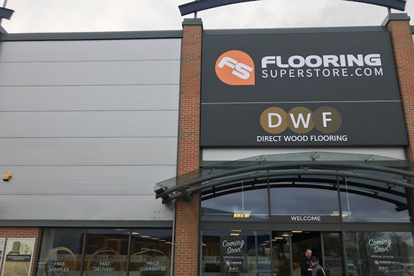 Flooring Superstore Swindon Store - Exterior 1