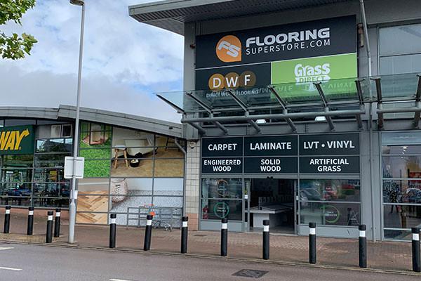 Flooring Superstore Bristol Store - Exterior 1