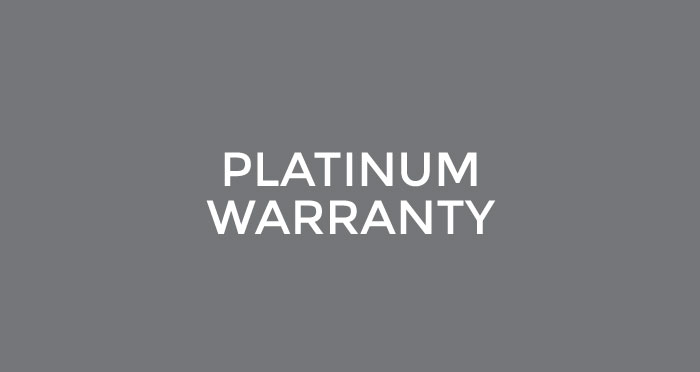 Platinum Warranty