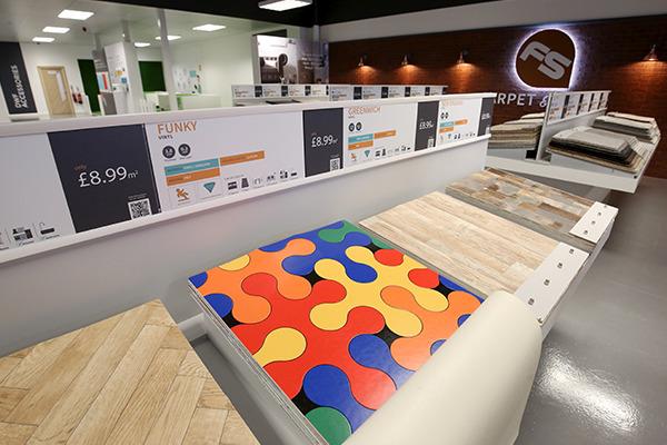 Flooring Superstore Crewe Store - Indoor 3