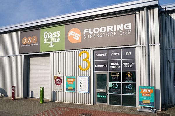 Flooring Superstore Croydon Store - Exterior 1