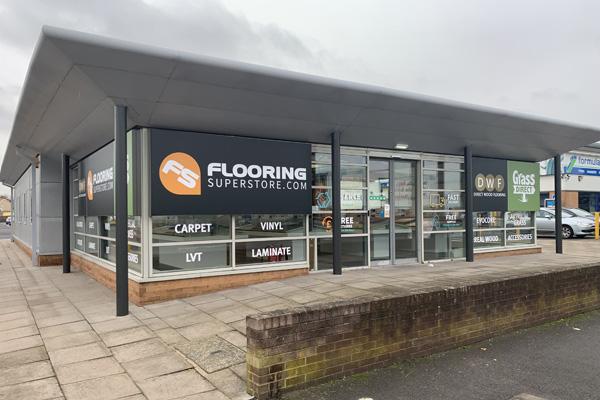 Flooring Superstore Doncaster Store - Exterior 1