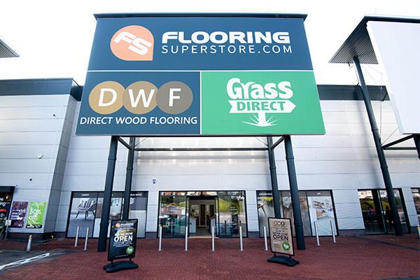 Flooring Superstore Erdington Store - Exterior 1