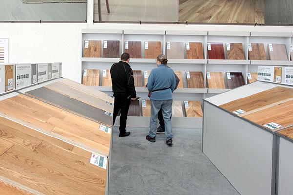 Flooring Superstore Havant Store - Stands 1