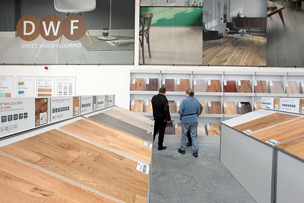 Flooring Superstore Havant Store - Stands 2