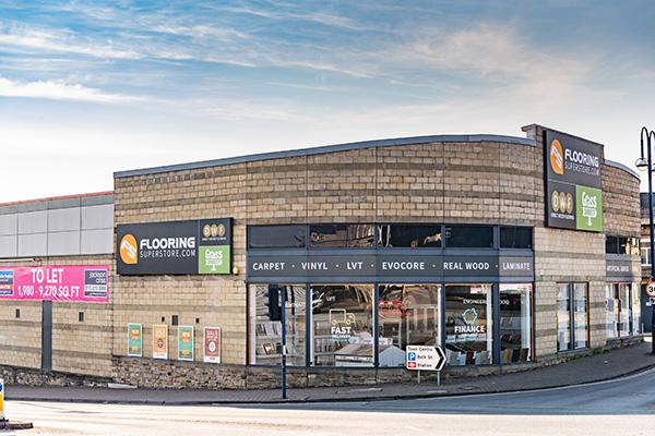 Flooring Superstore Huddersfield Store - Exterior 1