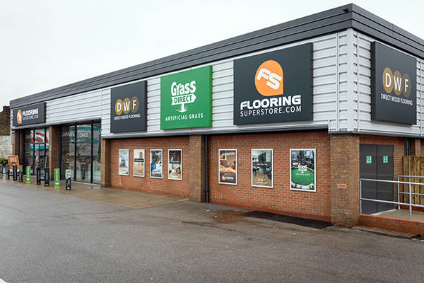 Flooring Superstore Keighley Store - Exterior 1