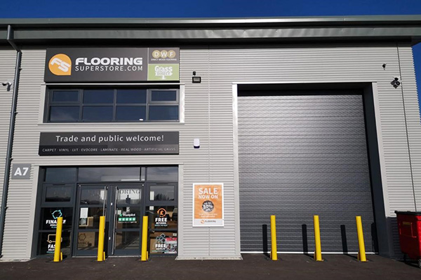 Flooring Superstore Lincoln Store - Exterior 1