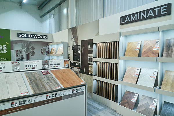 Flooring Superstore Lincoln Store - Stands 1