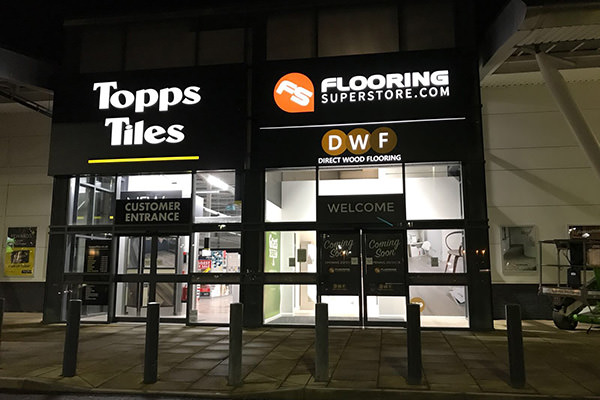 Flooring Superstore Newport Store - Exterior 1
