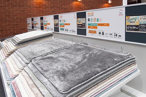 Flooring Superstore Newport Store - Indoor 1
