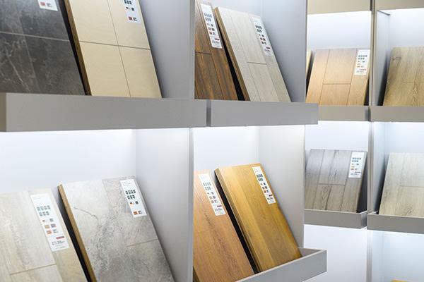 Flooring Superstore Newport Store - Stands 2