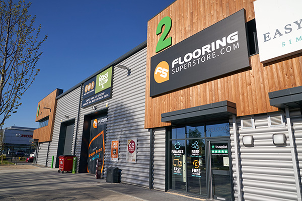Flooring Superstore Orpington Store - Exterior 1