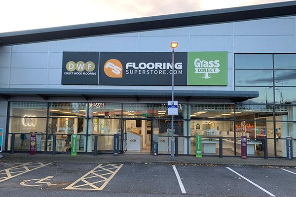 Flooring Superstore Stockport Store - Exterior 1