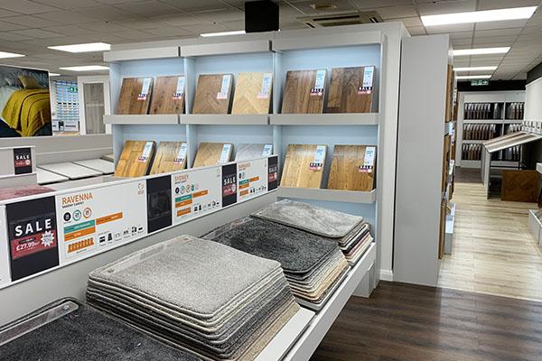 Flooring Superstore Stockport Store - Indoor 1
