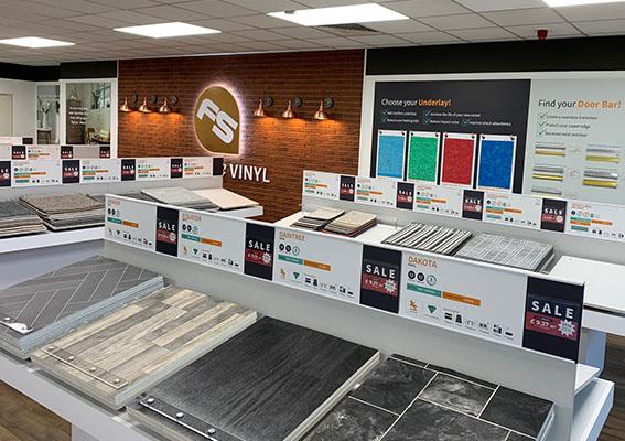 Flooring Superstore Stockport Store - Indoor 2